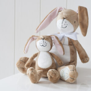 Personalised Nutbrown Hare GiftSpider.co.uk